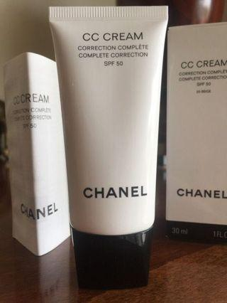 🚚 Authentic Chanel CC Cream