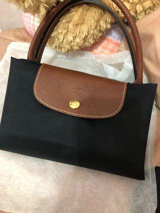 Longchamp短把(M)