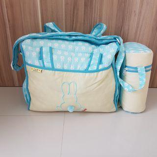 Tas bayi / Diaper Bag + Selimut