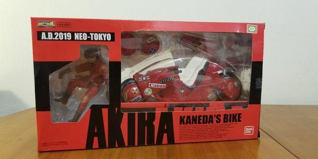 Akira 亞基拉 金田之Bike