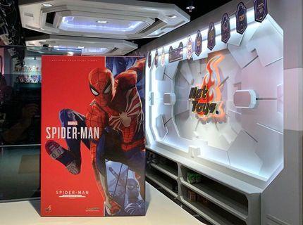 徵 want Hot toys Spider man advanced suit未可取單