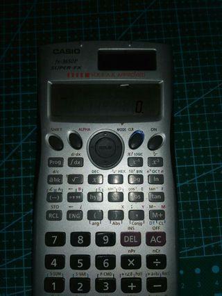 計算機fx3650p
