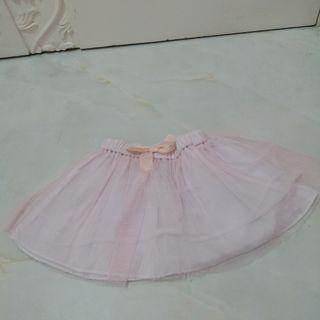 Rok Tutu Soft Pink