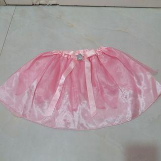 Pink Party Star Skirt