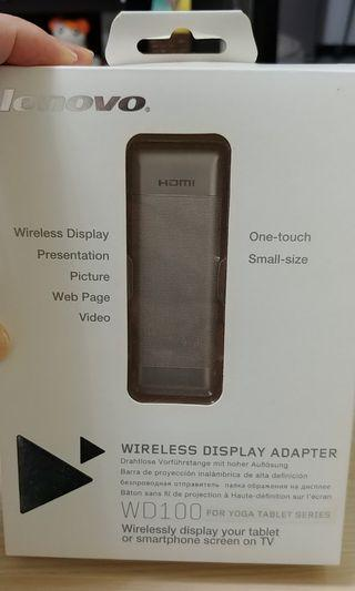 Lenovo WD100 Miscast Wireless Display Adapter