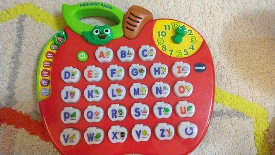 VTech Learning Alphabet Apple