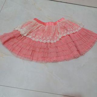 Tutu Pink White Cherry