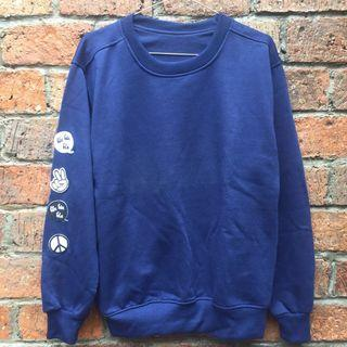 Unbranded Blue Sweater