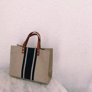 🚚 Everleigh Stripes Handbag
