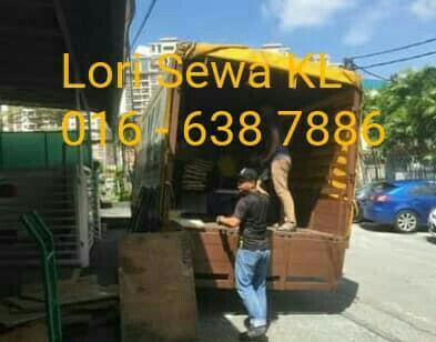 Lori Sewa sekitar KL Selangor
