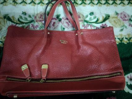 Coach Handbag and bonia
