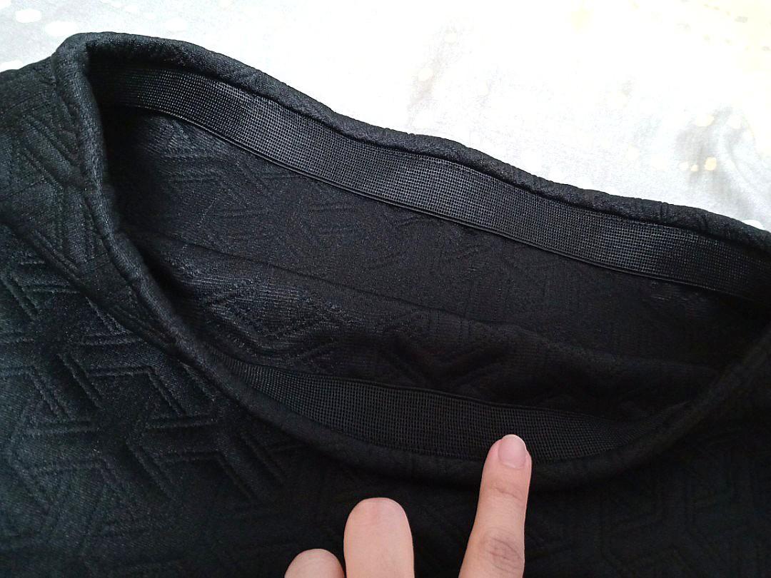 西裝裙 黑短裙 上班裙 彈性窄裙