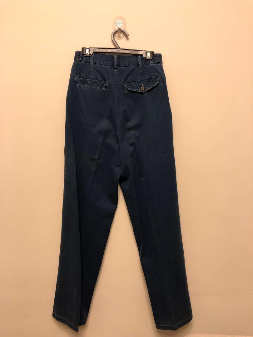 古著大出清 古著直桶褲 家人的收藏品 保存優良 功超細 男女可穿