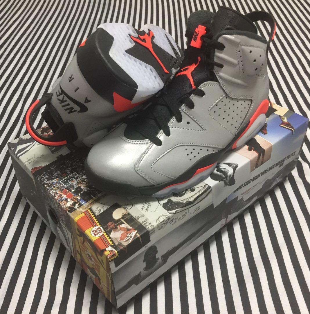 """Air Jordan 6 Retro SP """"Reflections of a"""