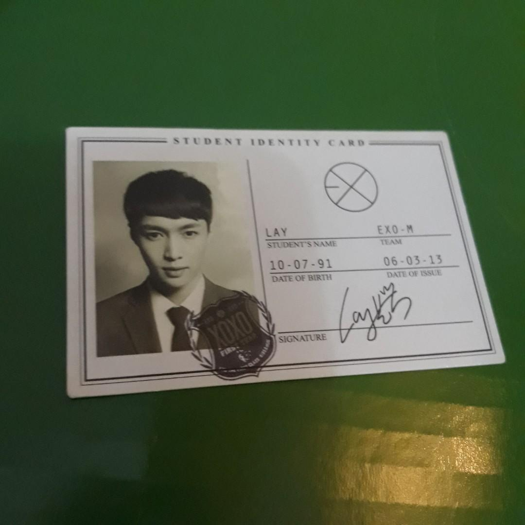 Album EXO - XOXO Korean Ver.
