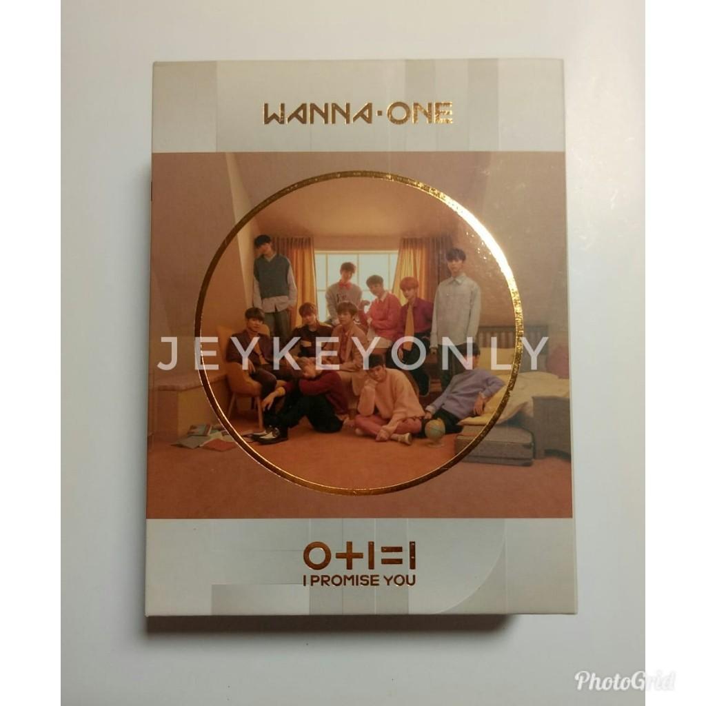 Album Wanna One