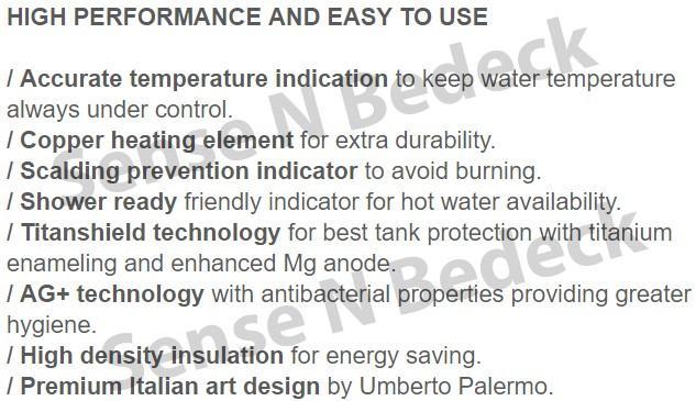 Ariston Andris2 RS 15L Storage Water Heater