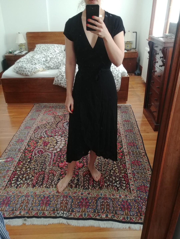 Aritzia Wilfred Free Jessa Dress