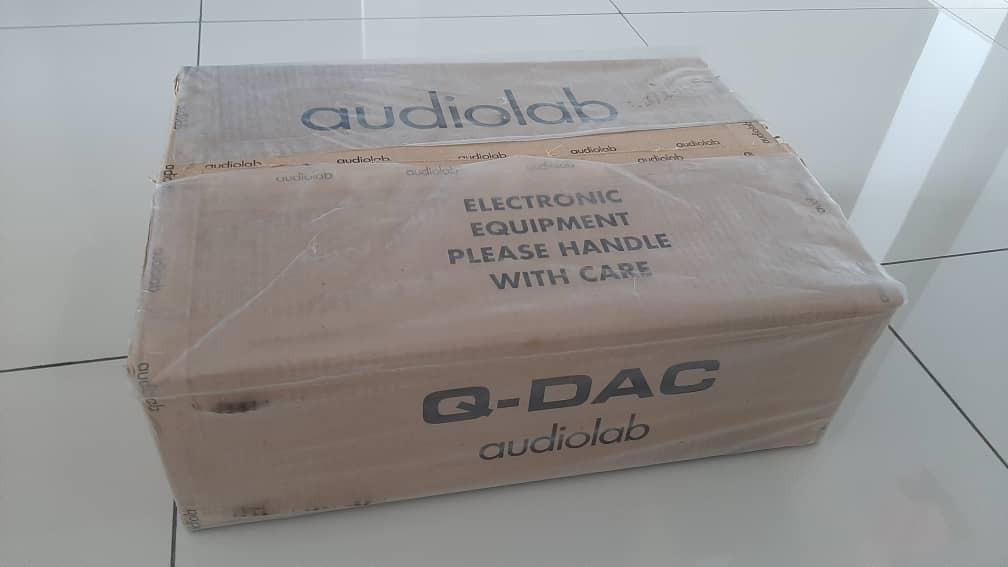 Audiolab Q-Dac Dac (used) Audiolab_qdac_1561370266_6e3b14ffb