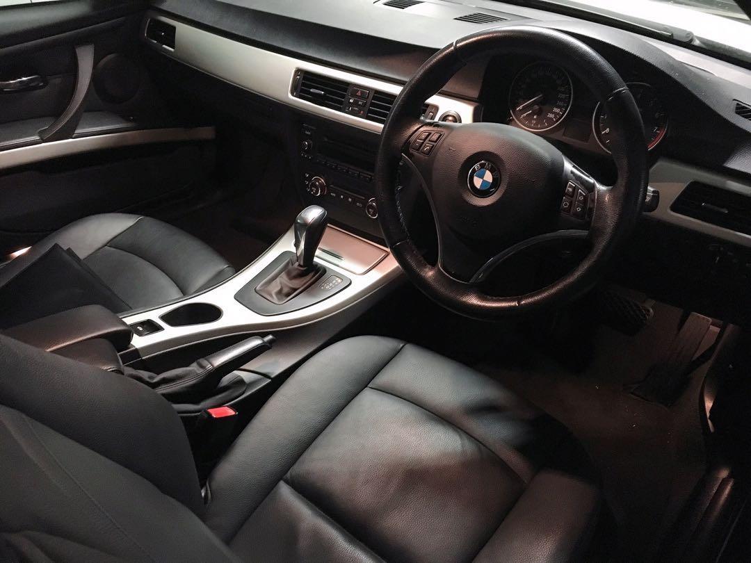 BMW 323I Cabrio 2008