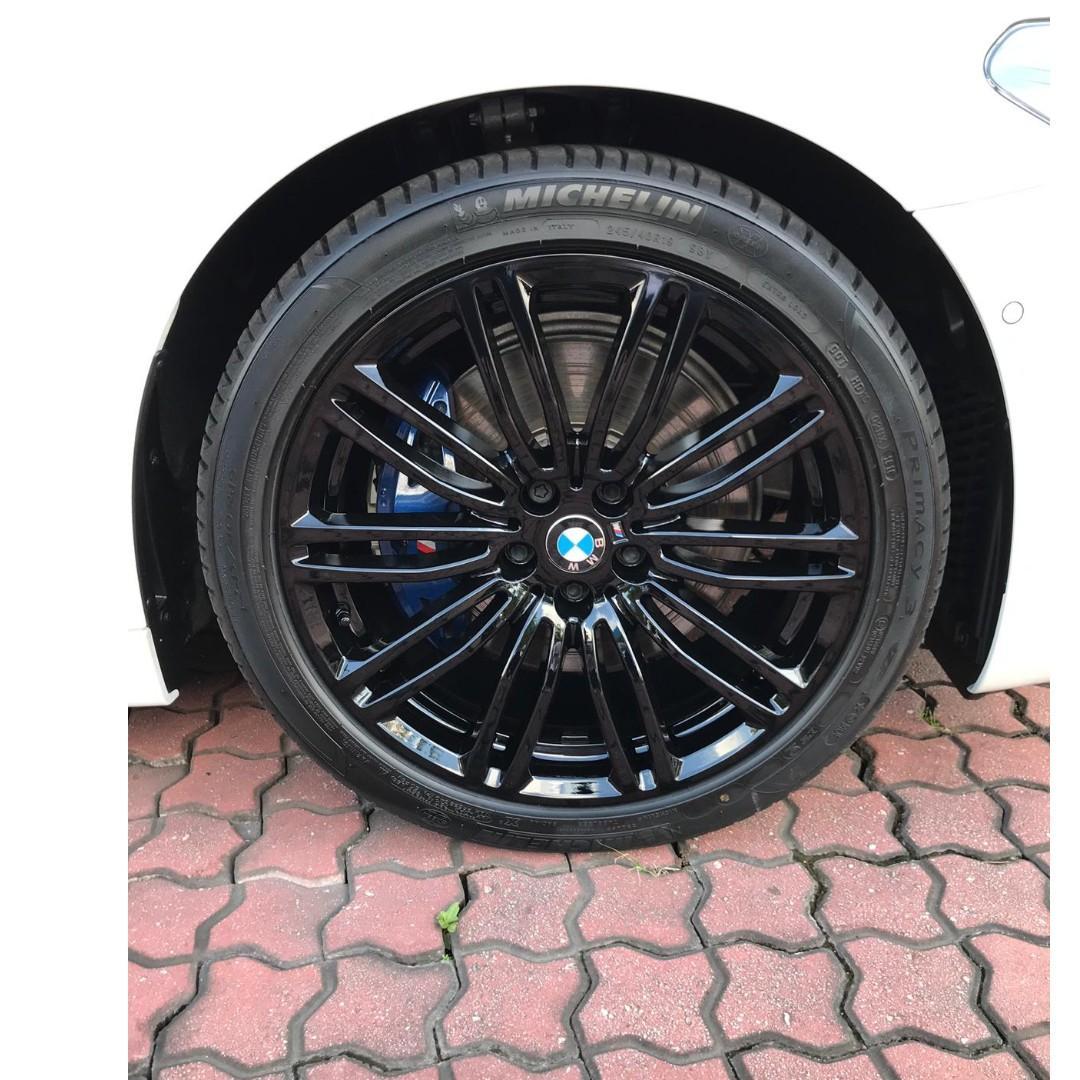 BMW 530i M Sport Auto