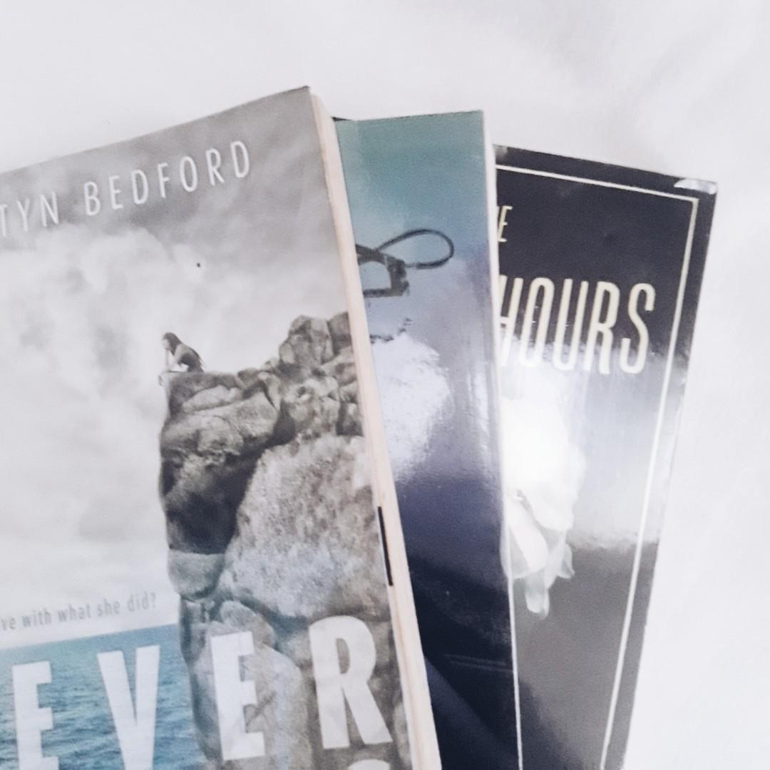 Book Bundle | The Small Hours by Susie Boyt, Never Ending by Martyn Bedford, Rise by Anna Carey (Paperbacks)