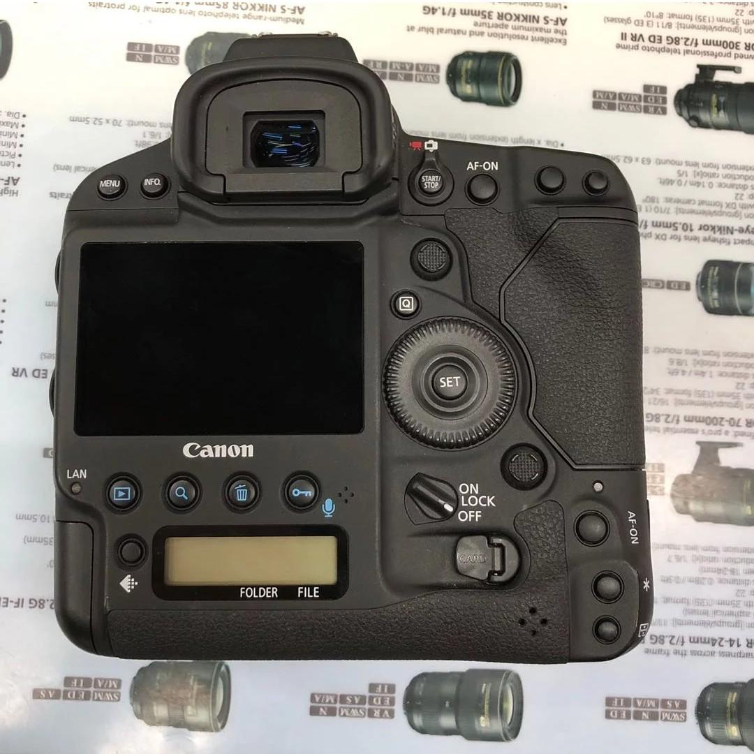 Canon EOS 1DX Mark II (Body Only)