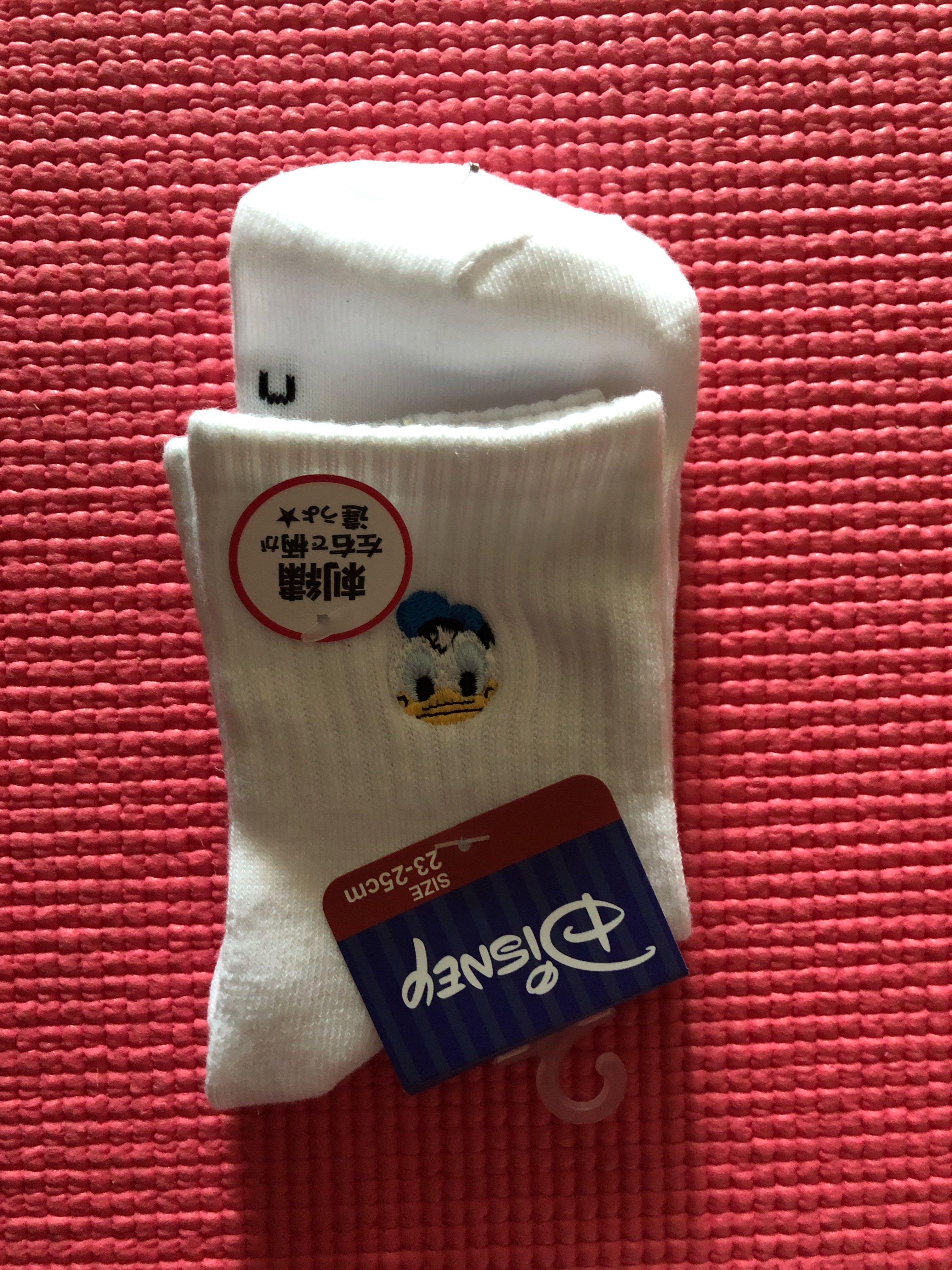 #CarousellxCasetify highrise Donald Duck socks