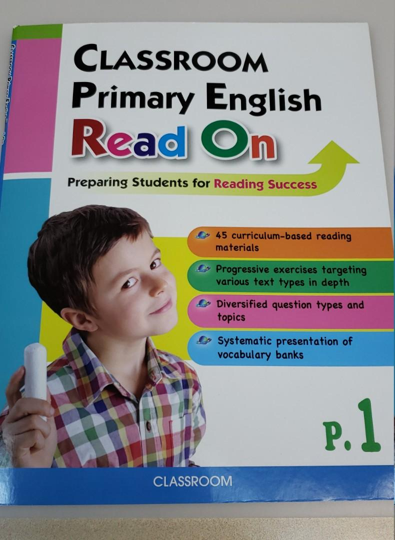 Classroom Read On P.1