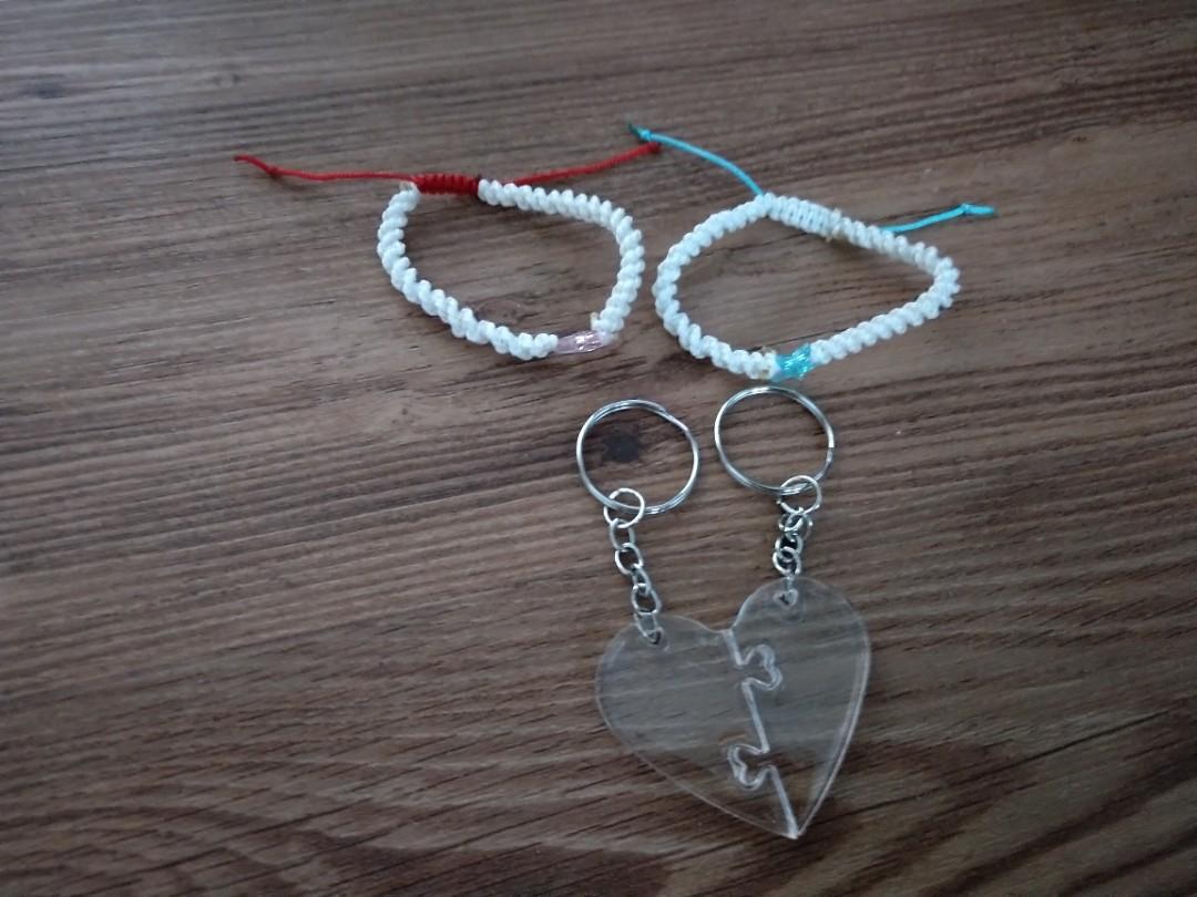 e9fcf437fa3ec Clearance sale all @$3.30 mailed!! Handmade friendship bracelet set!!
