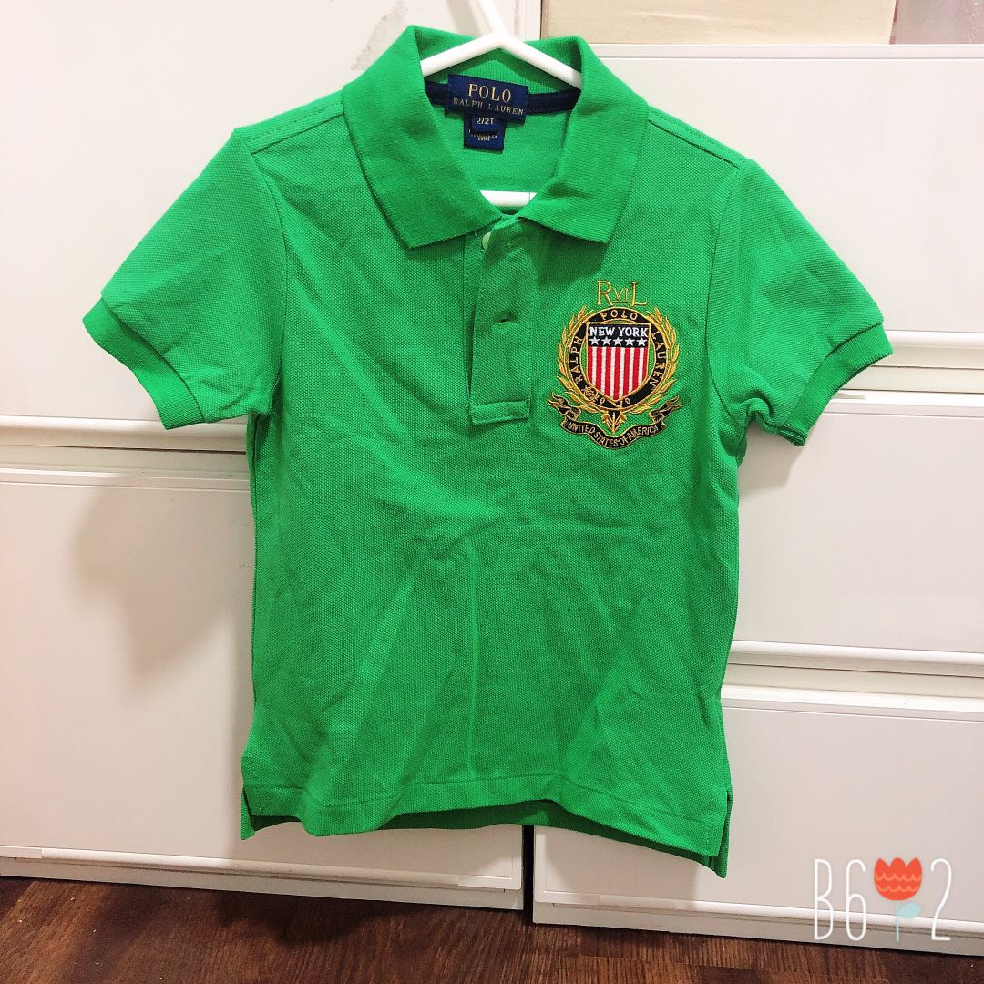 plocka upp fånga populärt varumärke CLEARANCE SALE! Ralph lauren rare polo shirt, Babies & Kids, Boys ...