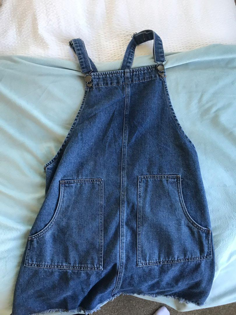 Cotton on pinafore