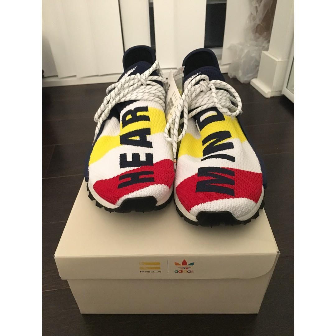 DS US10 Adidas NMD Hu Pharrell x Billionaire Boys Club