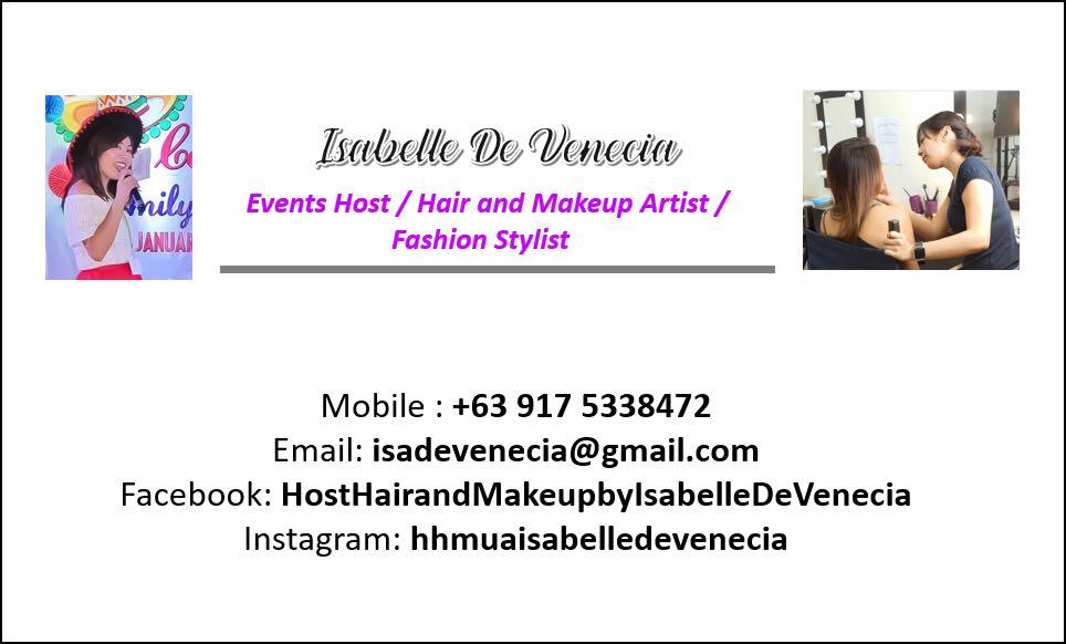 Events Host Certified Hair And Makeup