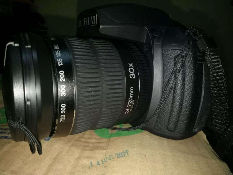 Fujifilm hs25exr