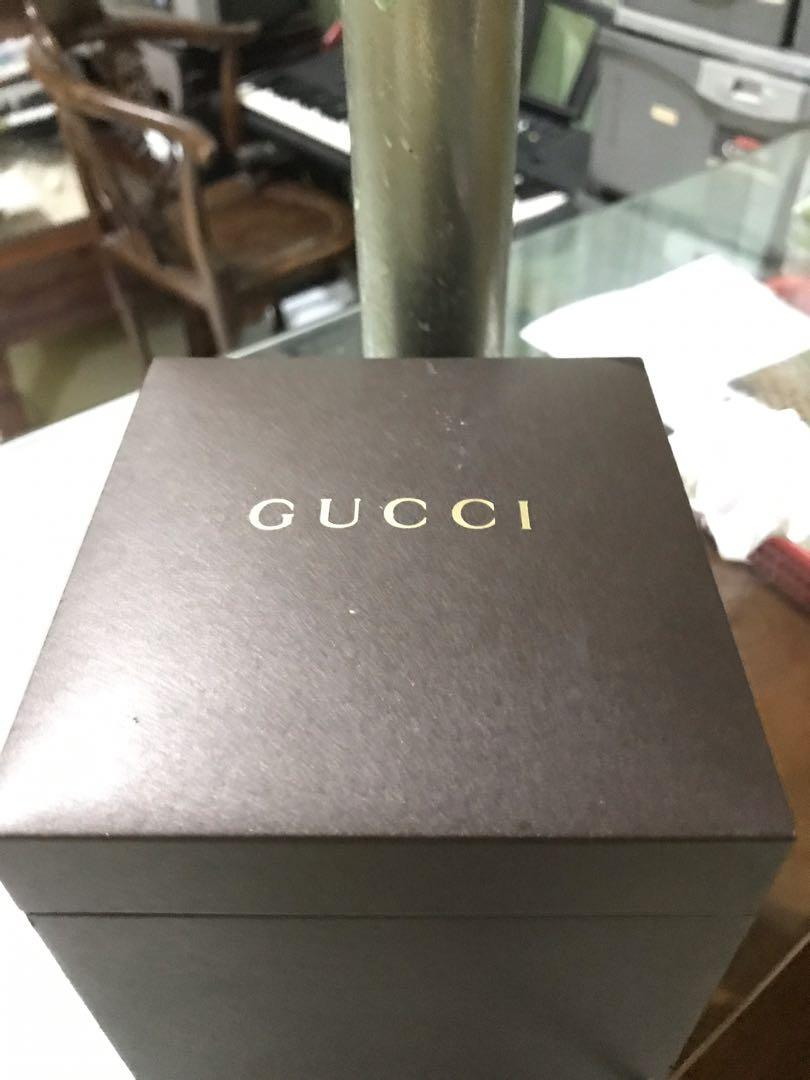 Gucci I-Rubber Watch