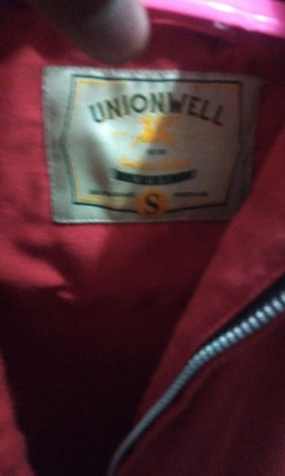 Jaket unionwell