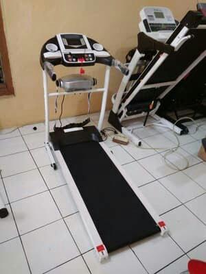Jual Treadmill Elektrik 2 Fungsi Venice M8 Grosir Padalarang Murah
