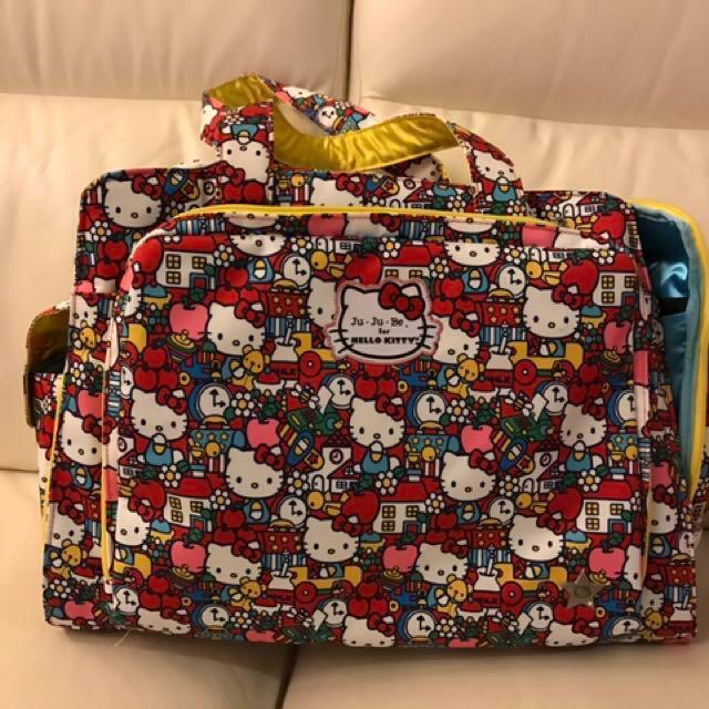Jujube X Hello Kitty Be Prepared