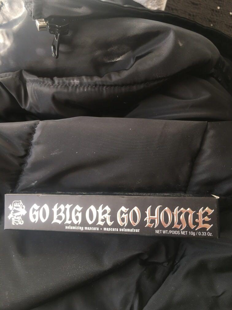 KAT VON D GO BIG OR GO HOME