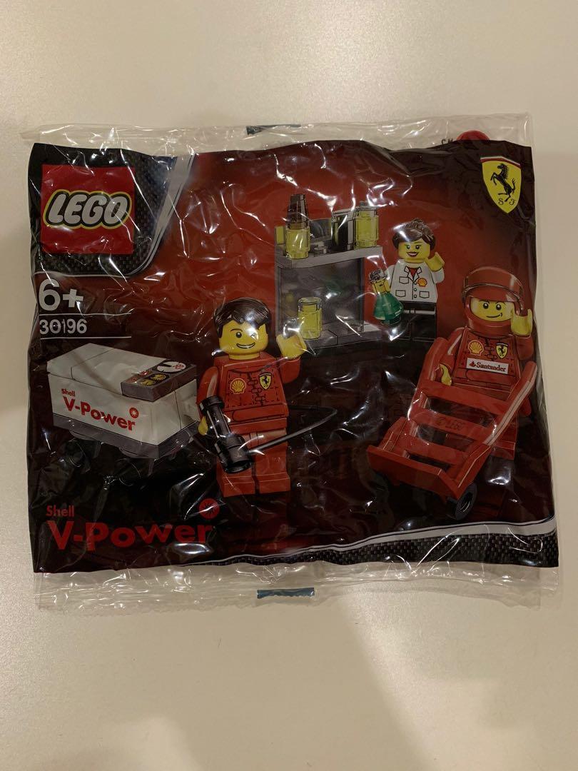 Lego Shell 30196
