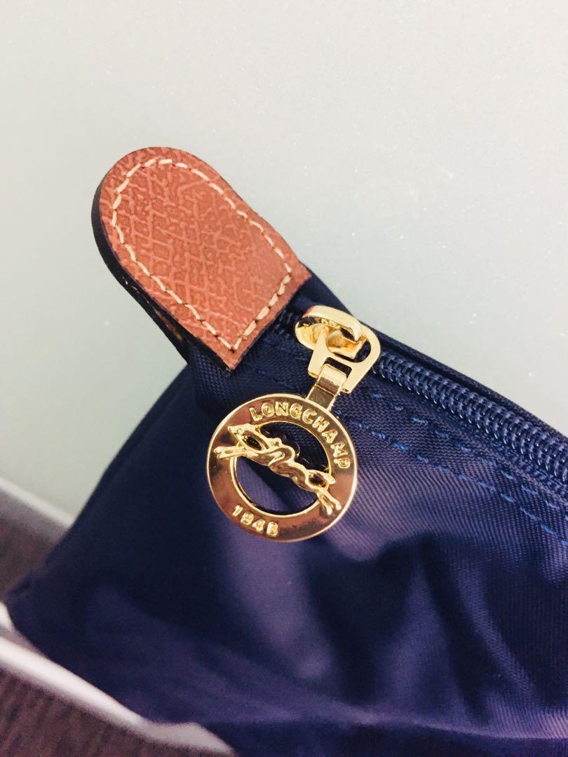 Longchamp le pliage nylon bag