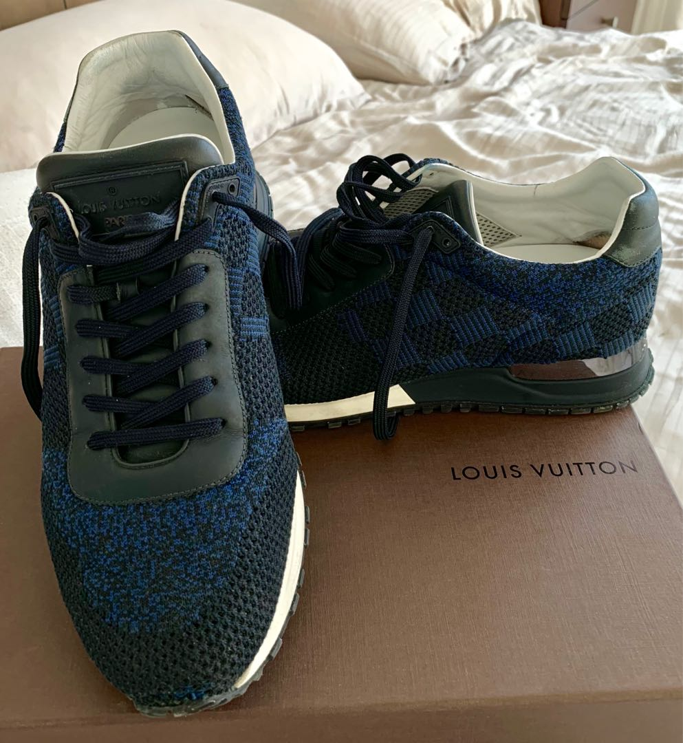 mens lv trainers