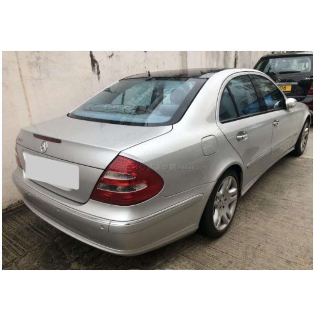 MERCEDES-BENZ E240 AVANTGRADE 2003