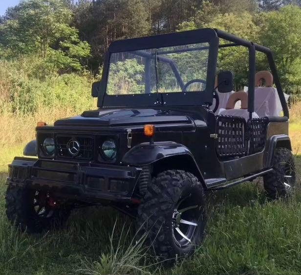 MERCEDES-BENZ Off-road Jeep style