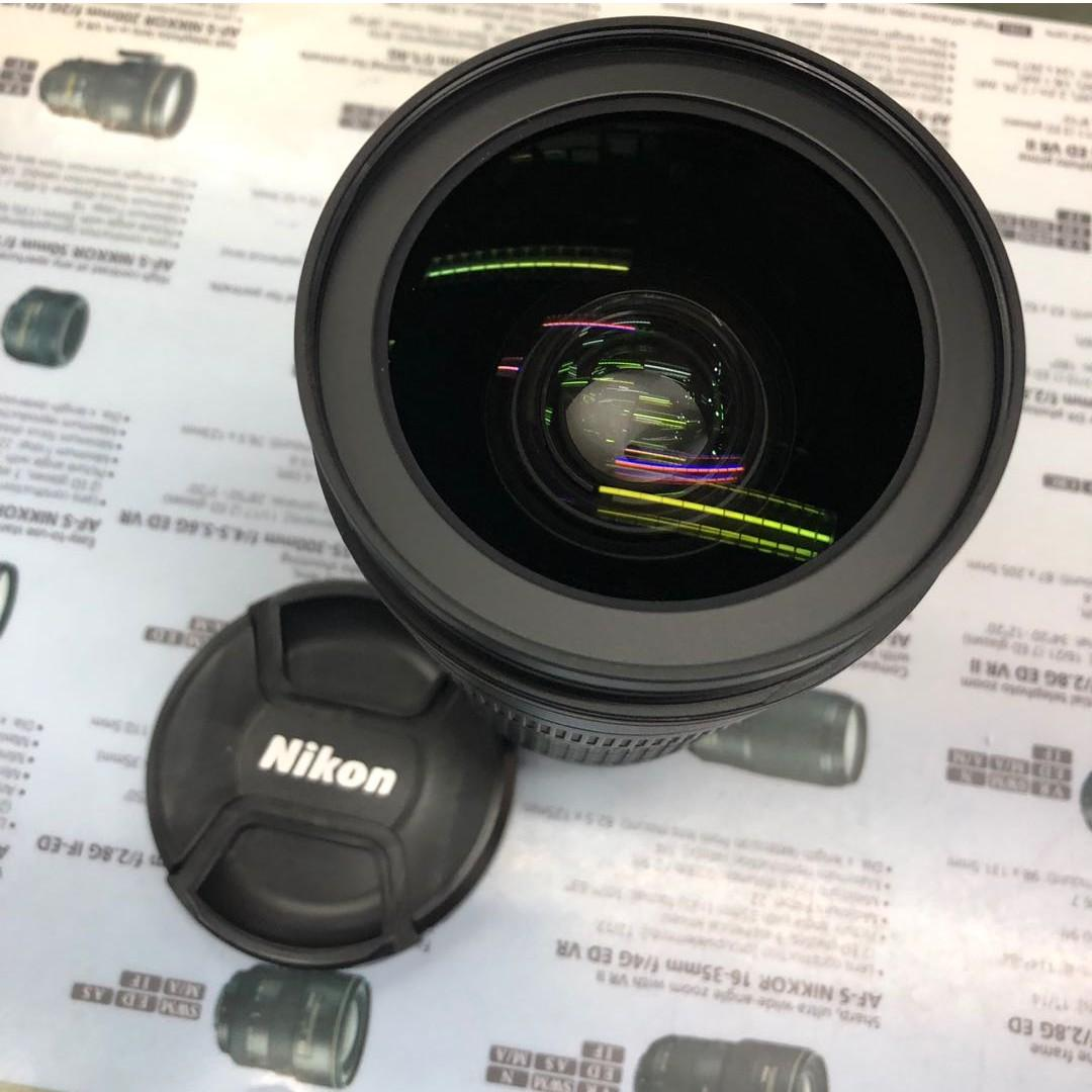 Nikon AF-S 24-70mm F2.8G Nano ED