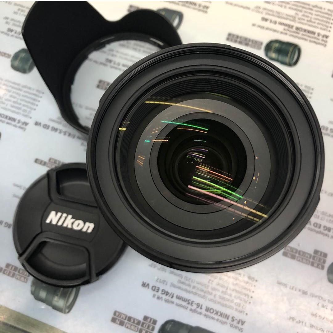 Nikon AF-S 28-300mm F3.5-5.6G VR ED