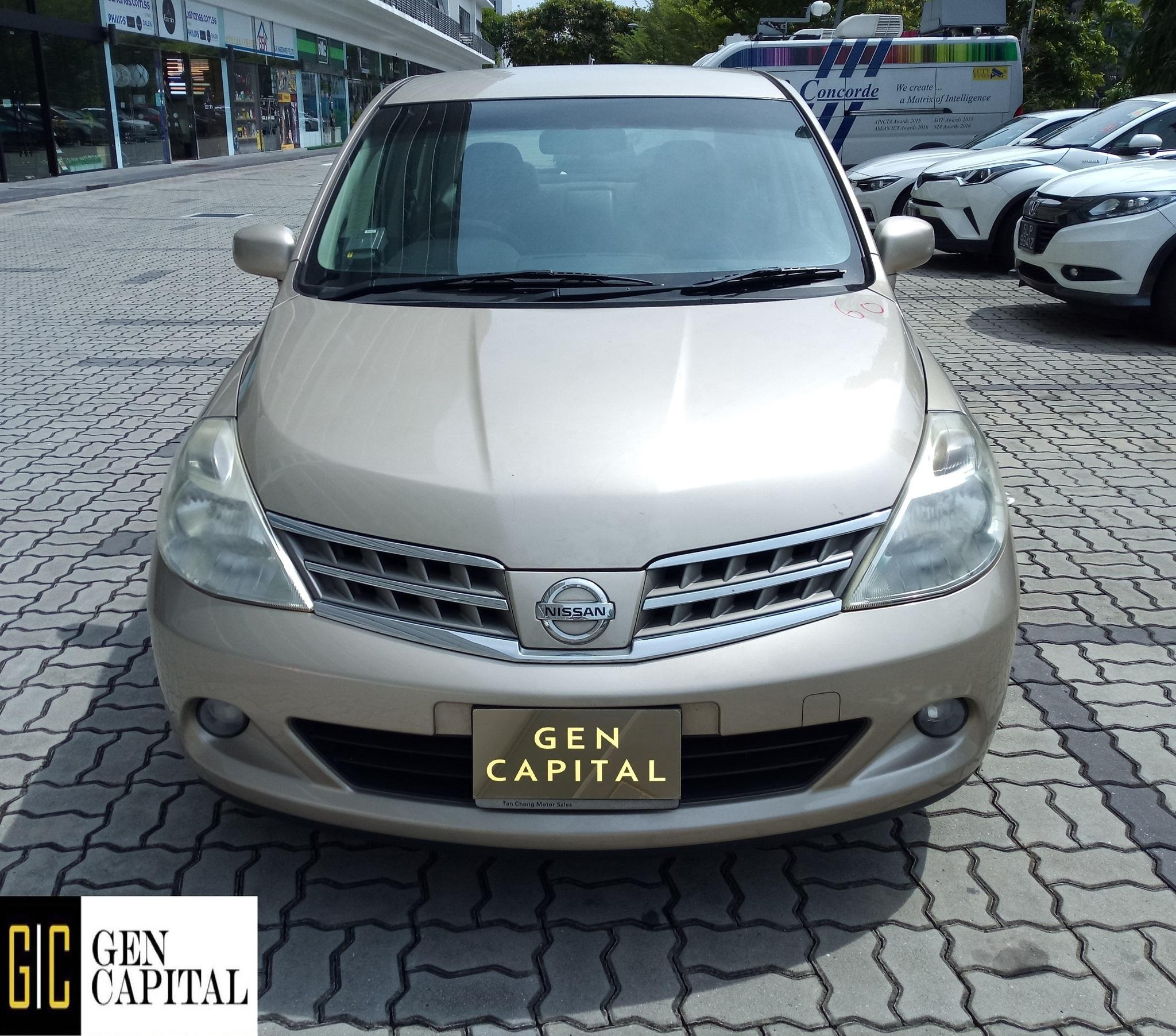 Nissan Latio 1.5A Nice Family Car at Affordable Price