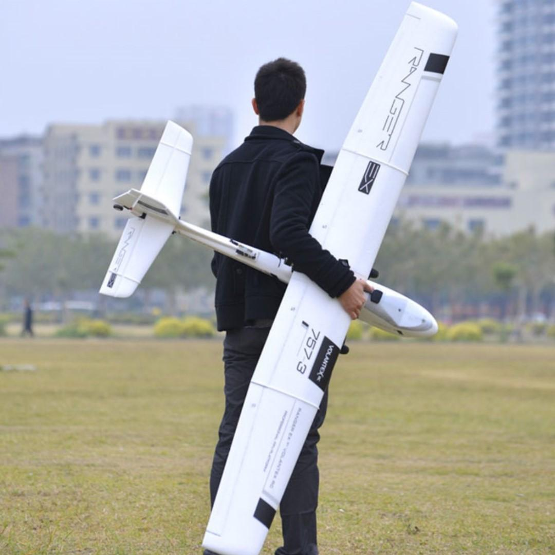 Olans Lanyu 757-3FPV aerial glider, Everything Else on Carousell