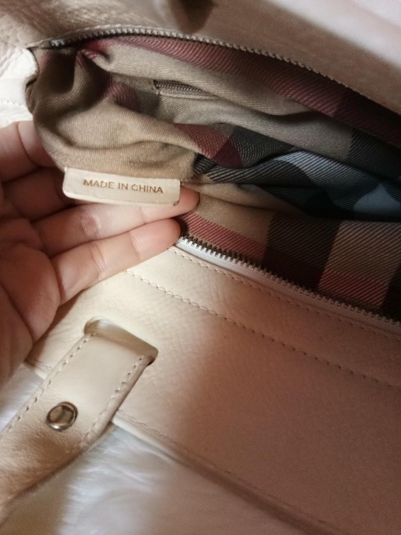 Preloved Burberry London Tote Bag AUTHENTIC #prelovedwithlove #HBDSale